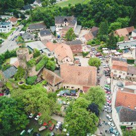 Oldtimertreffen Burg-Layen (2018)