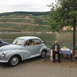 9. Oldtimertreffen am Rhein-Nahe Eck