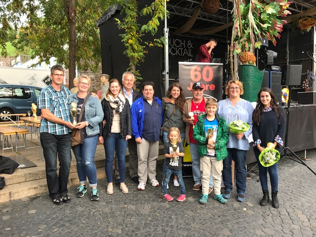 MSC Binger Mäuseturm 2017 Gaudy Gewinner