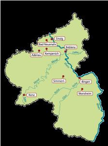 ADAC-Mittelrhein-Region