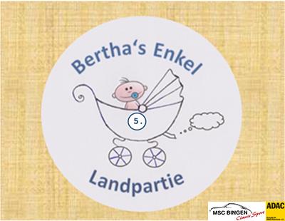 5. ADAC Bertha's Enkel Landpartie (2018)