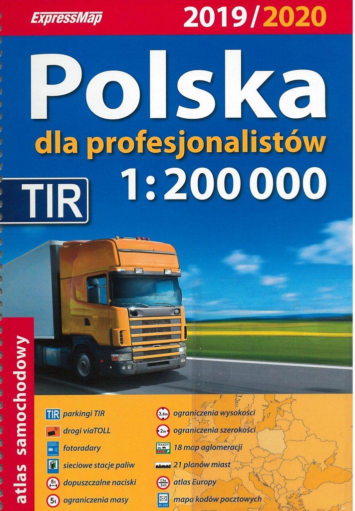 ExpressMap Polska 2019/2020