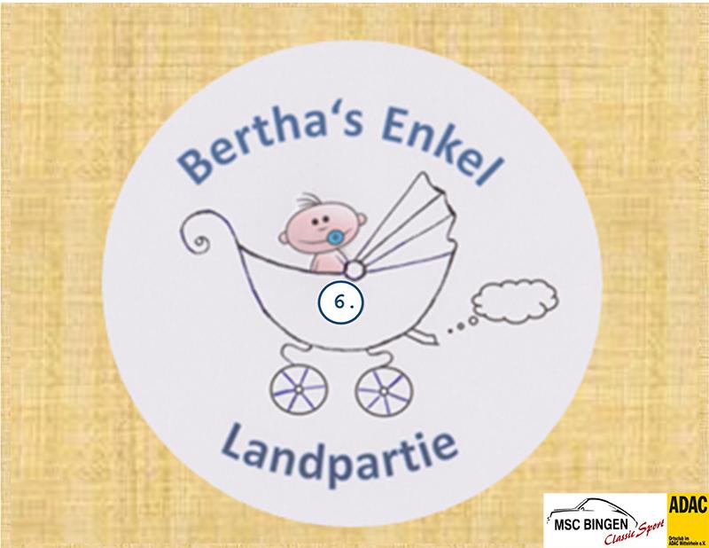 6. Bertha's Enkel Landpartie