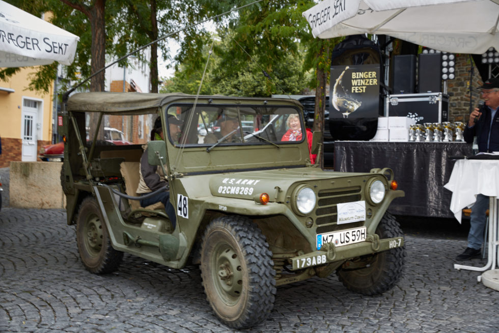 Gaudy! Ford Mutt Military Police © Karlheinz Lamby