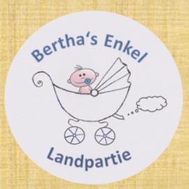 Bertha's Enkel Landpartie
