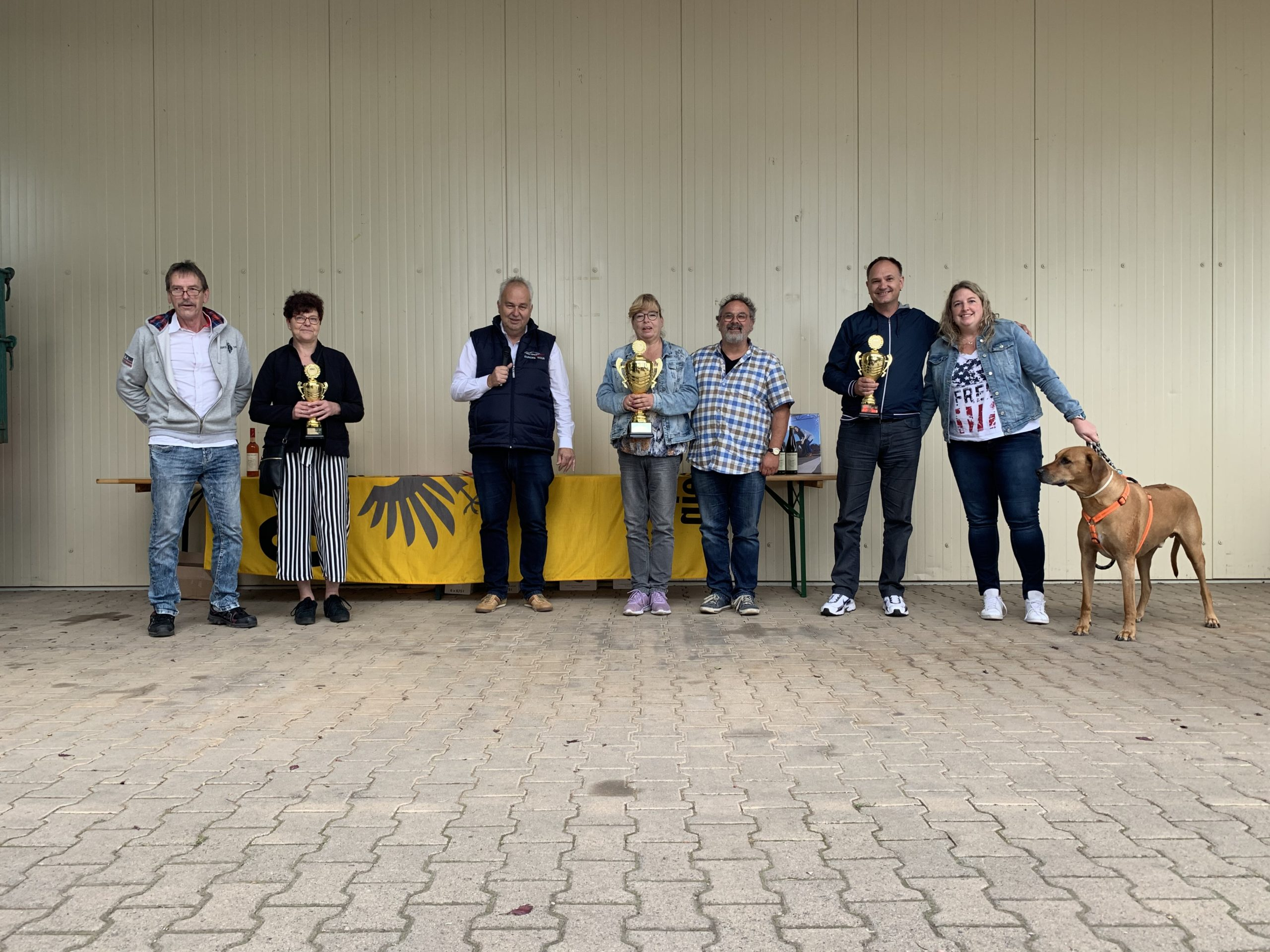 MSC Bingen 2020 Mäuseturm Klassik - Sieger Gaudy