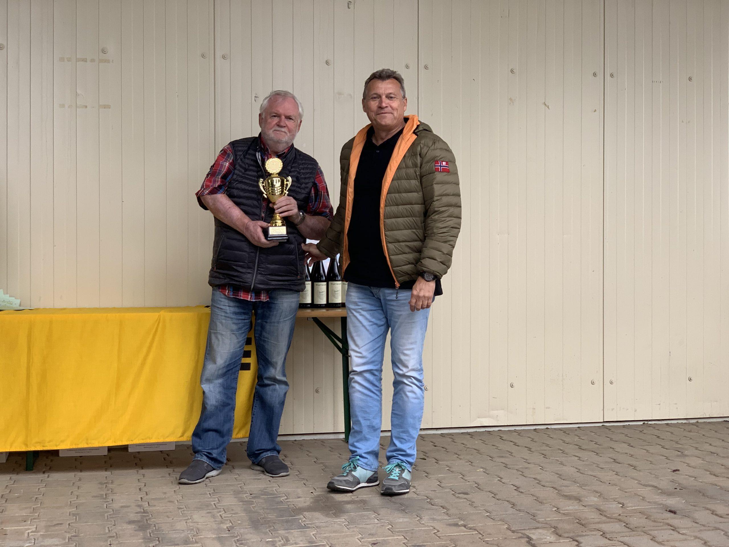 MSC Bingen 2020 Mäuseturm Klassik - 3. Sieger Sport